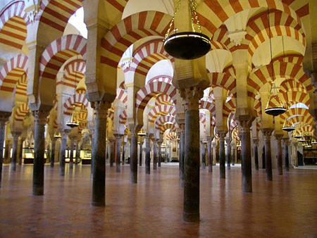 Cordoba for Interior mezquita de cordoba